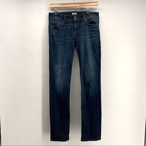 Hudson Women's Ginny Straight Jeans Size 28